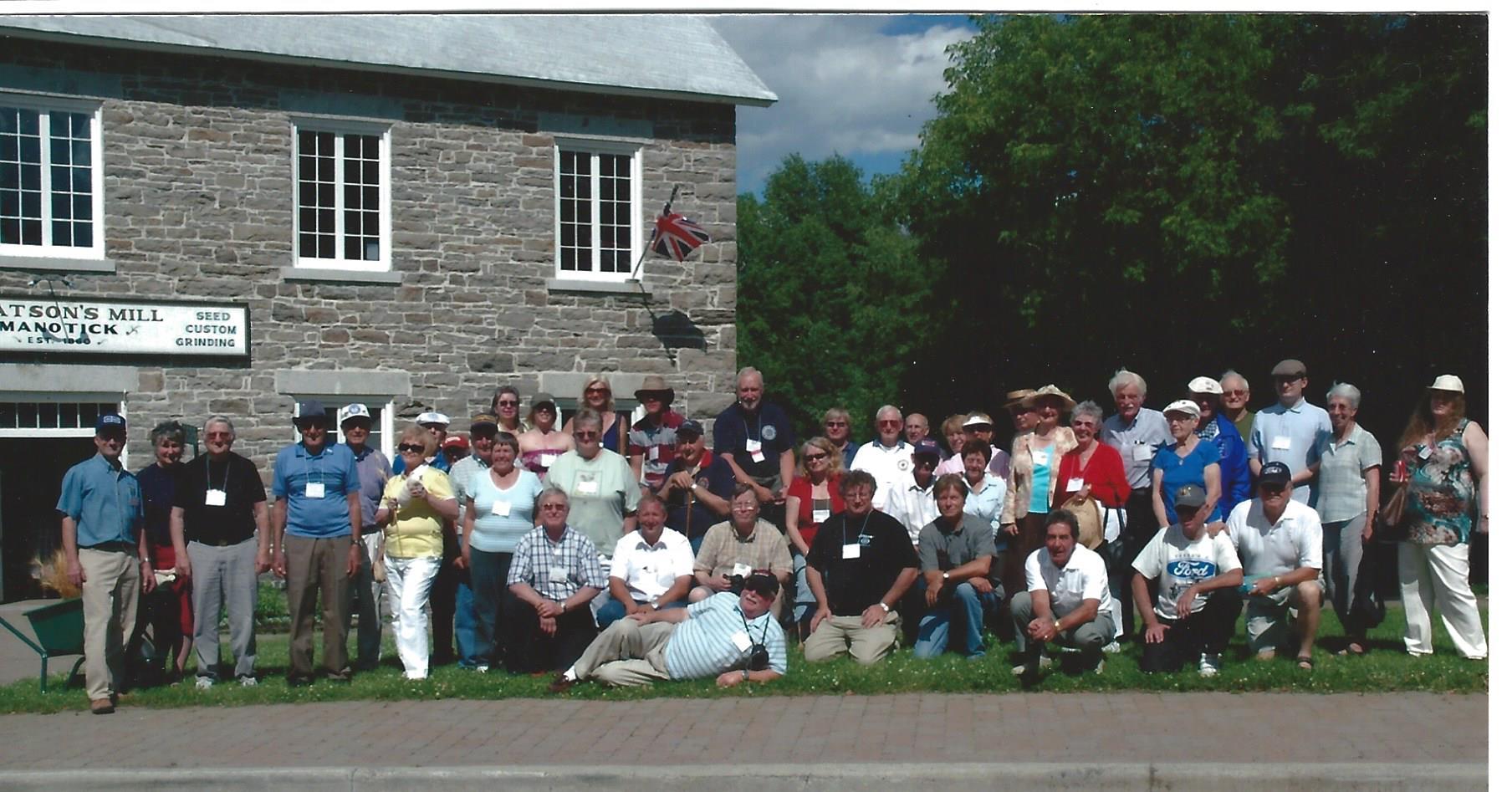 MAOCI Ottawa Tour