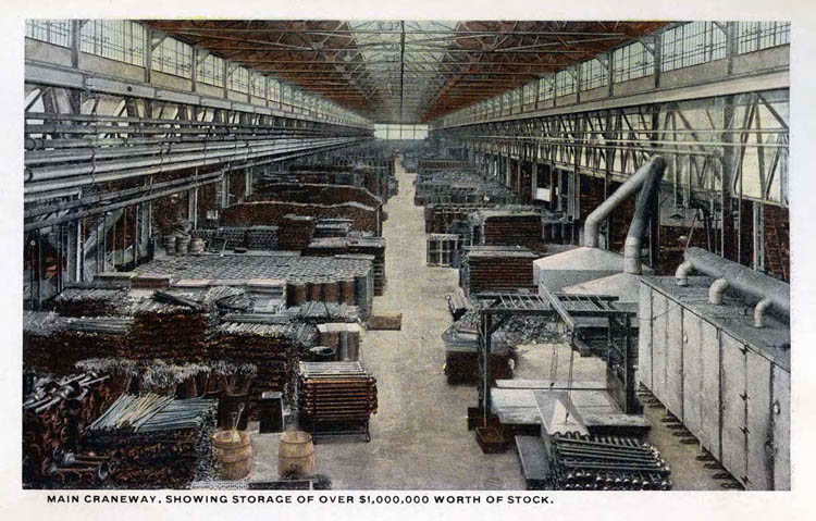 Ford Plant Postcards Circa 19172-rfh1-18