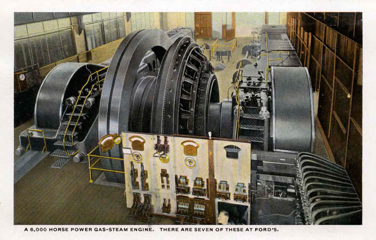 Ford Plant Postcards Circa 19172-rfh1-6