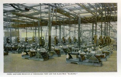 Ford Plant Postcards Circa 19172-rfh1-15