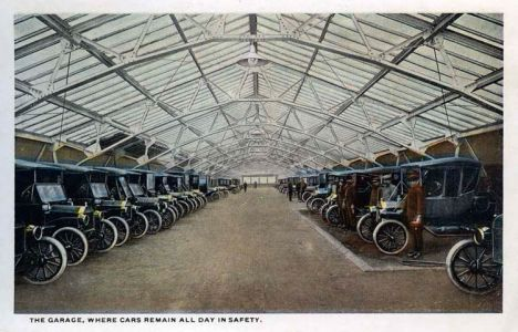 Ford Plant Postcards Circa 19172-rfh1-23