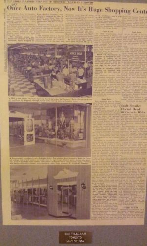 Photo 10 - May 1962 Story Of Shoppers World Plaza