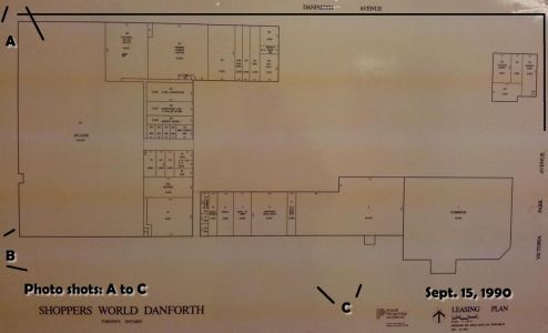 Photo 6 - 1996 Blueprints Of Shoppers World Plaza