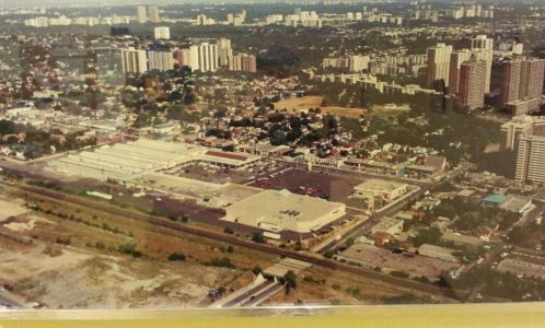 Photo 9 - 1996 Aerial View Of Shoppers World Plaza